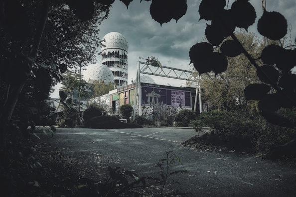 Erfahrungsbericht – Teufelsberg in Berlin 2020